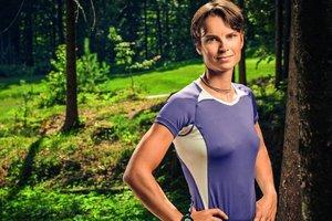 Биатлонистка Тея Грегорин попалась на употреблении допинга