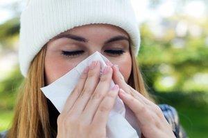 Растет количество людей, страдающих аллергией на окружающий мир