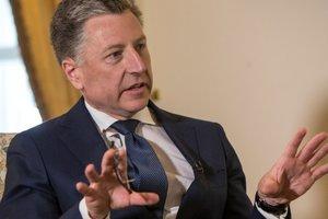 В России рассказали, чего ждут от визита Волкера в Украину