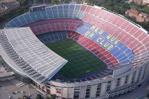 """""""Барселона"""" готова продать название стадиона фармацевтам"""