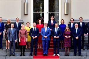 Рютте в третий раз стал премьер-министром Нидерландов
