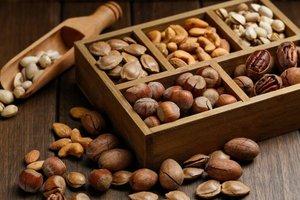 Употребление орехов защищает от развития диабета