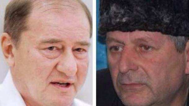 Умеров иЧийгоз прилетят встолицу Украинского государства