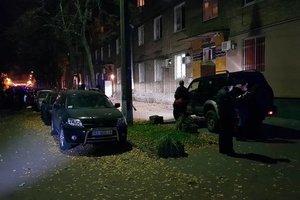 Взрыв в Киеве: из головы раненой женщины достали осколки и кости
