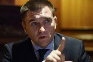 """Украина работает над новым """"сюрпризом"""" для России - Климкин"""
