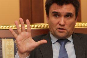 """Климкин рассказал, почему """"тормозит"""" нормандский формат переговоров по Донбассу"""