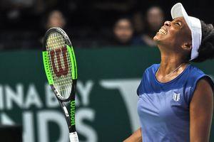 Второй финалисткой Итогового турнира WTA стала Венус Уильямс