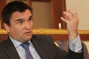 Климкин назвал количество политзаключенных украинцев в России