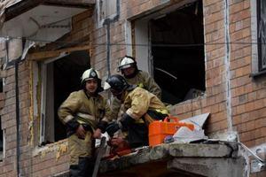 На взрыве в Донецке пострадали пятеро, в том числе двое детей