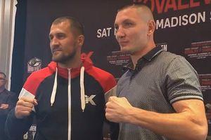 Украинец Шабранский все же сразится с Ковалевым за чемпионский пояс