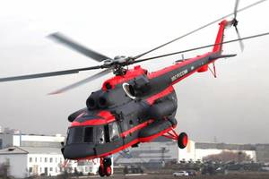 На борту разбившегося у Шпицбергена вертолета находились восемь человек