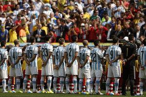 Аргентина боится ехать на чемпионат мира в Россию из-за терактов