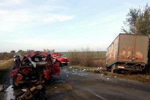 Жуткое ДТП под Одессой: погиб мужчина