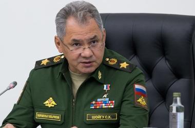 Россия усиливает военную группировку на границе с Украиной - Шойгу