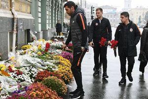 Паулу Фонсека почтил память погибших в Харькове