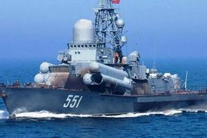 Российские военные корабли и авиацию засекли у границ Латвии