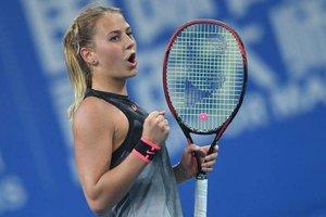 Украинка Марта Костюк выиграла итоговый чемпионат юниорок