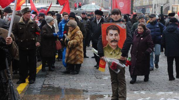 Собчак назвала Сталина «кровавым палачом» и«преступником»