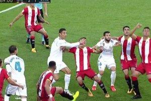 Роналду рискует получить очередную дисквалификацию в Испании