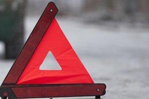 На трассе Киев-Чоп грузовик протаранил маршрутку: 1 погибший, 8 раненых