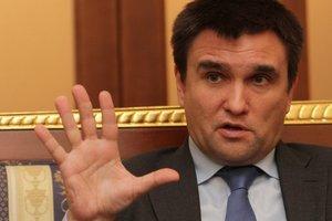 Климкин: Украина представит очень жесткую резолюцию по Крыму против России