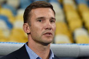 Шевченко рассказал, чем он недоволен в нынешней сборной Украины