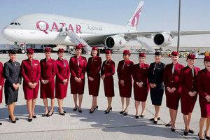 Престижная арабская авиакомпания решила активнее работать в Украине
