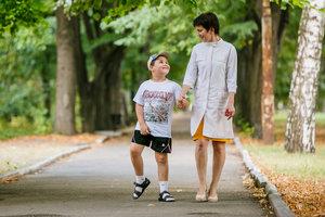 Дети Донбасса продолжают получать помощь благотворительных организаций