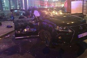 ДТП в центре Харькова: второй участник аварии заявил о своей невиновности