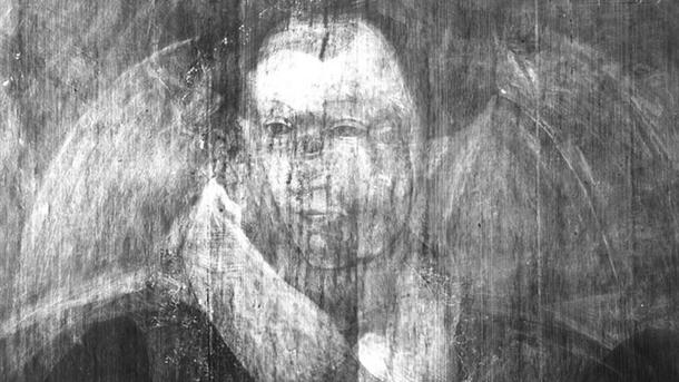 Рентген нашел скрытый портрет обезглавленной королевы накартине XVI века