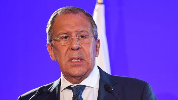 Лавров: Российская Федерация небудет просить оснятии санкцийЕС