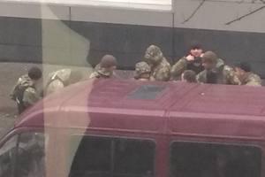 Обыски у сына Авакова: появилось собщение о минировании