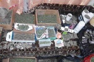 """Полиция задержала """"наркобарона"""" с товаром на миллион"""