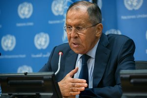Лавров сделал заявление по Манафорту и Украине