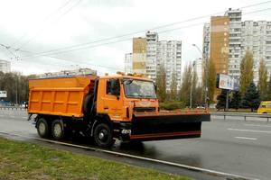 Winter is coming: in Kiev are preparing for the snowfall