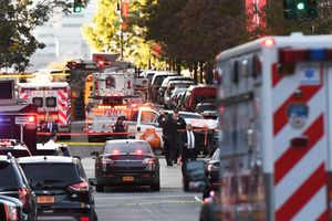Наезд на людей на Манхэттене: восемь погибших, подозреваемый схвачен