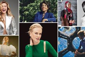 Журнал Glamour назвал женщин года