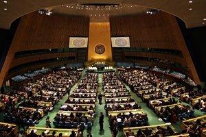 Проект резолюции Украины по оккупированному Крыму поддержали в ООН 34 страны