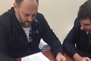 Панама экстрадировала Каськива в Украину