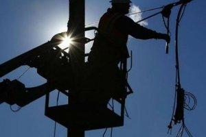 В Украине остаются без света 19 населенных пунктов