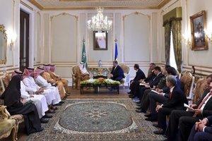 Порошенко провел переговоры в Саудовской Аравии: стали известны итоги