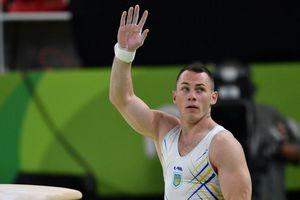 Гимнаст Игорь Радивилов впервые признан лучшим спортсменом месяца в Украине