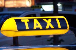 В Лондоне такси наехало на людей, есть пострадавшие