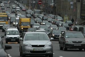 Украинцы активно покупают новые автомобили