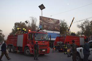 В Афганистане подорвали бензовозы, 15 человек погибли
