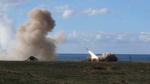 ВУкраинском государстве начались тестирования зенитных ракет