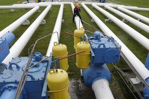 Россия заметно увеличила транзит газа через Украину
