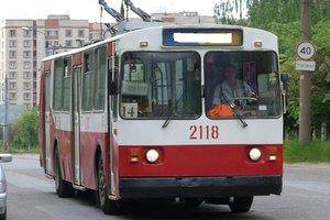 Во Львове нашли мертвым водителя троллейбуса