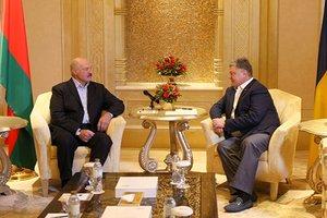 Лукашенко рассказал, как Украина и Беларусь могут расширить сотрудничество