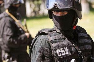 СБУ, военные и спасатели учились бороться с диверсантами в Черкассах